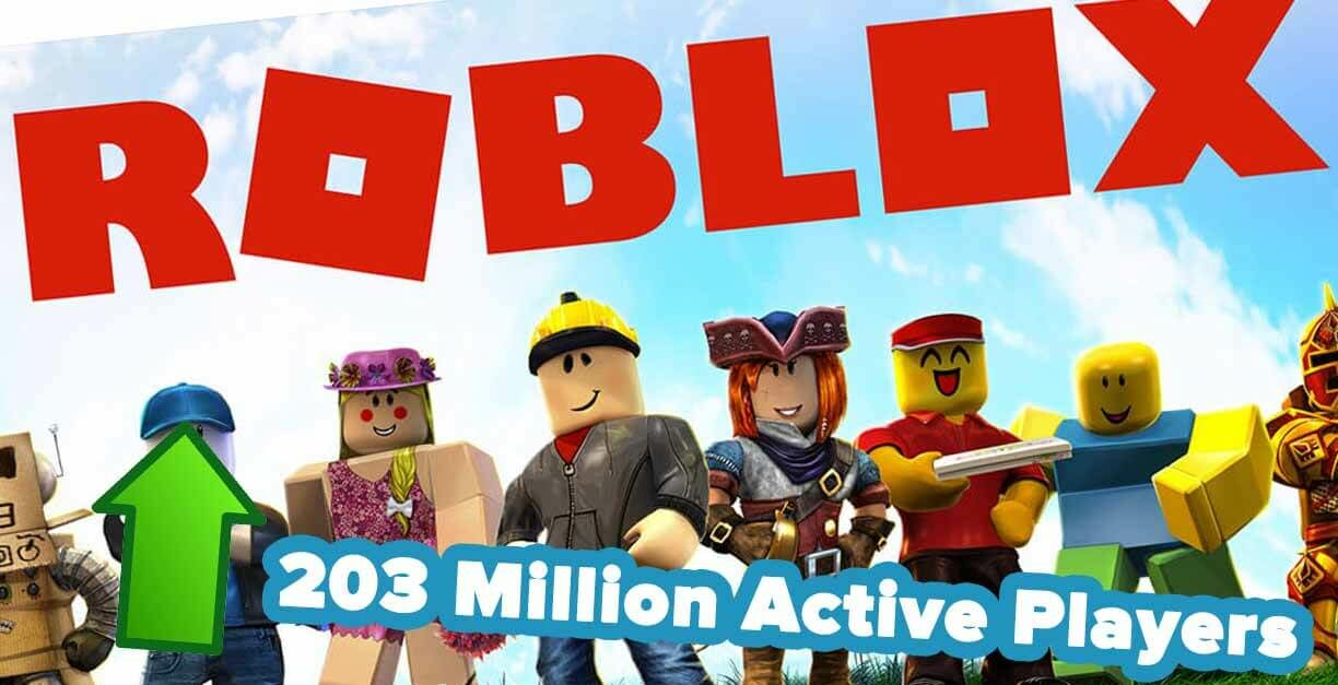 Roblox Active Player Count