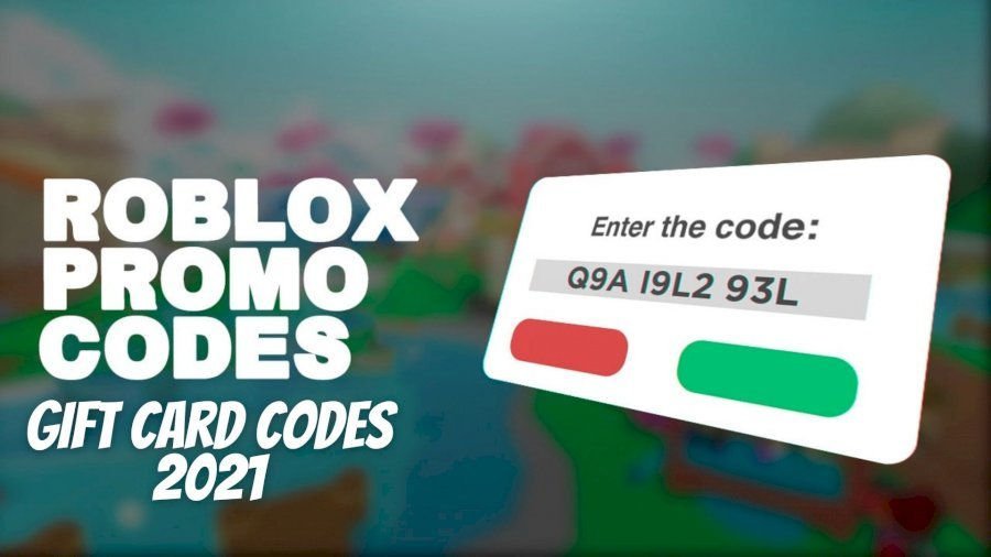 Gift card codes