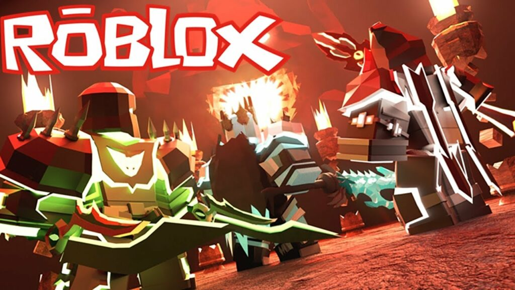 best Roblox games that cost Robux: The Arcane Dungeons