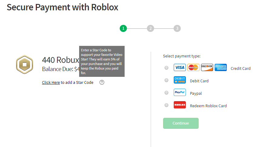 star codes Roblox: how to redeem