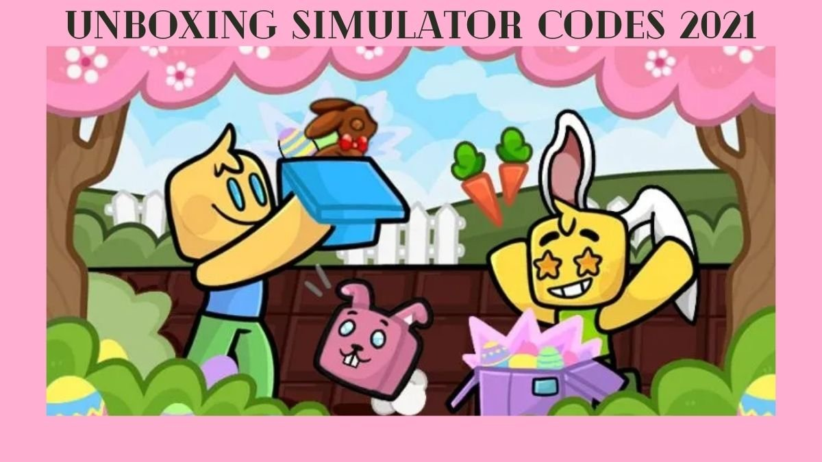 unboxing simulator codes list: featured image